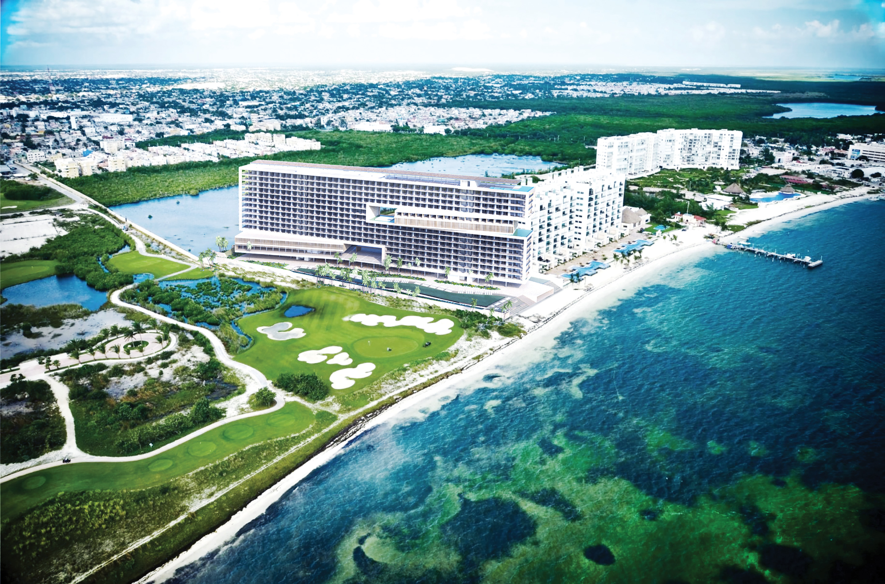 Dreams Vista Cancun Resort & Spa 4*